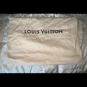 Louis Vuitton Neverfull dust bag